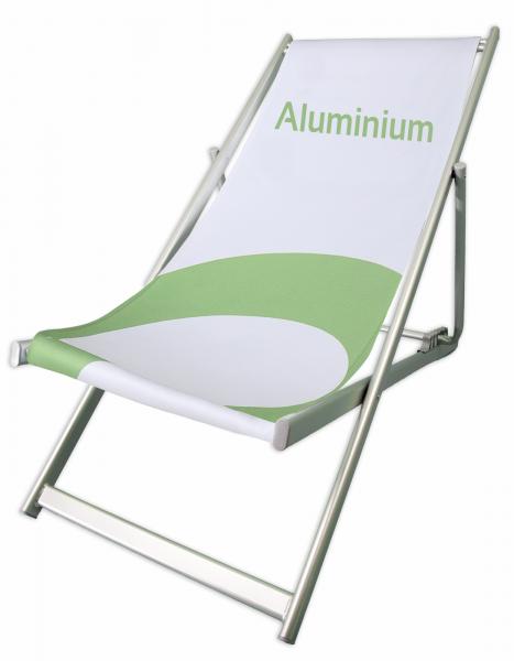 Aluminium silber Digitaldruck
