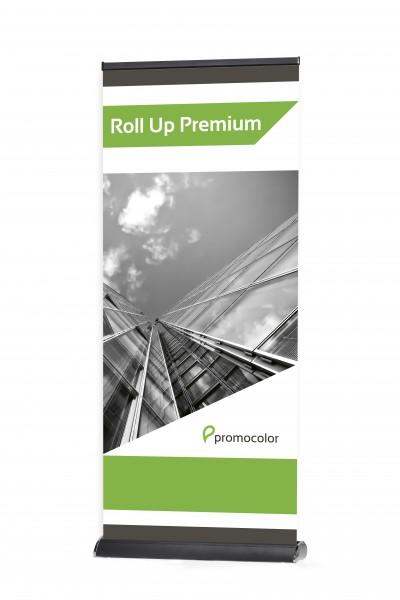 Roll Up Premium schwarz 85 cm