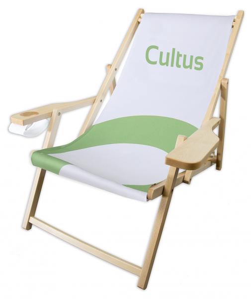 Cultus farblos Digitaldruck